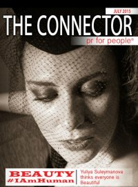 PR for People - The Connector - July 2015 - cover