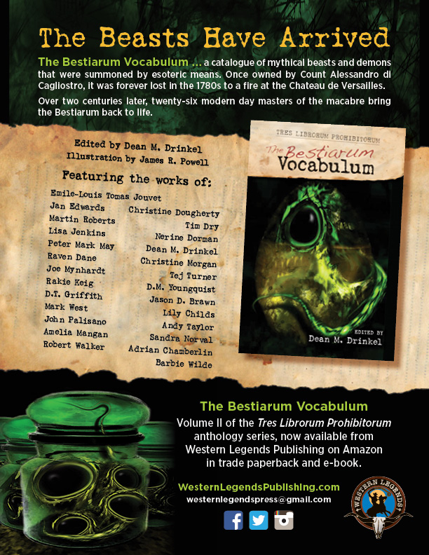 WLP The Bestiarum Vocabulum One Sheet