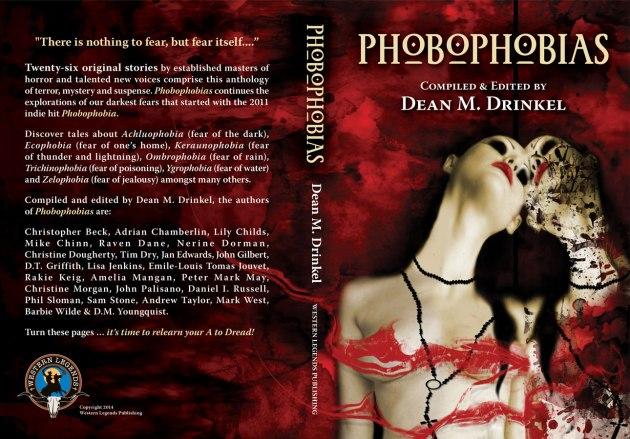 Phobophobias cover wrap